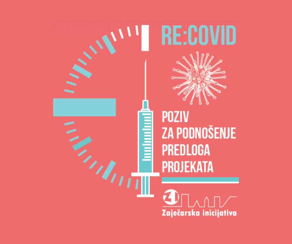 Re.COVID - Podrška lokalnim organizacijama civilnog društva iz Zaječara
